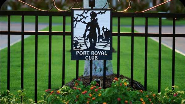 Port Royal Club Real Estate in Naples, Florida